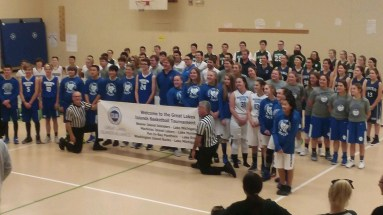 Great Lakes Islands School Basketball Tournament