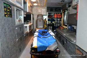Rescue Squad truck