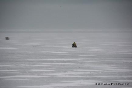 Lake Erie ice rescue