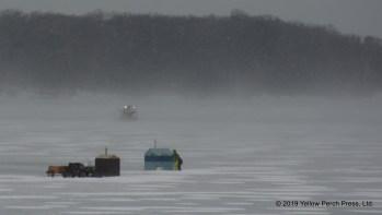 Ice boat rescue