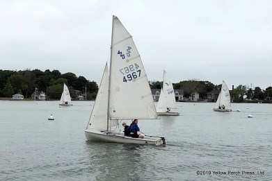 Put in Bay sailing school