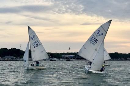 Put in Bay Sailing Team