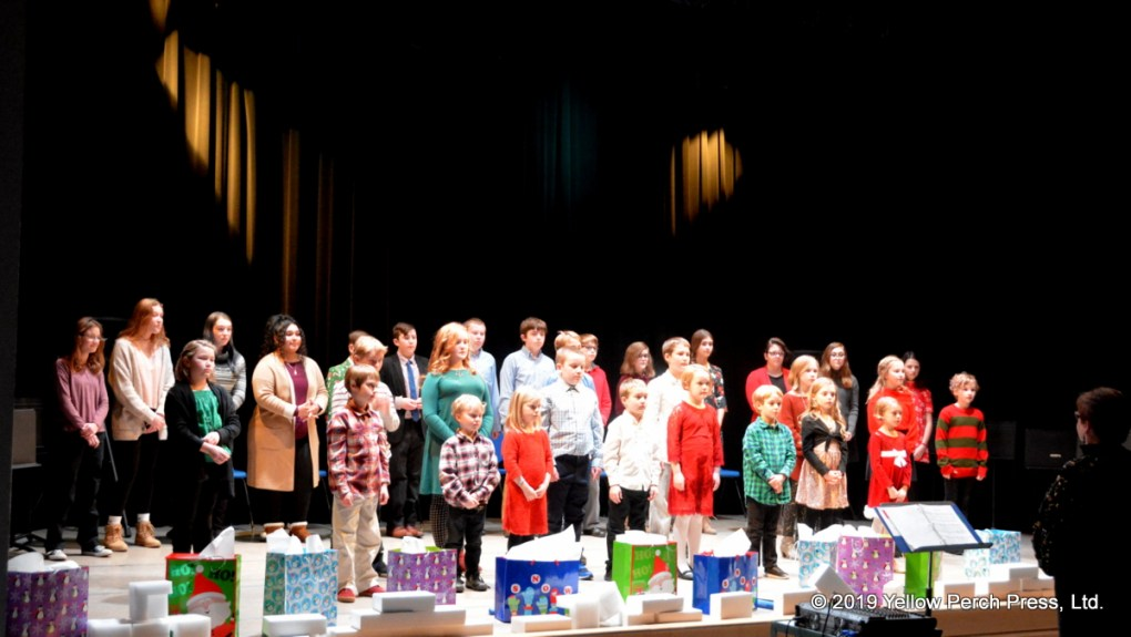 Put in Bay School Holiday Concert