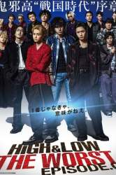 High & Low The Worst Episode.02 (2019) Subtitle Indonesia