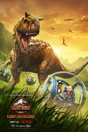 Jurassic World: Camp Cretaceous S2 (2021) Subtitle Indonesia