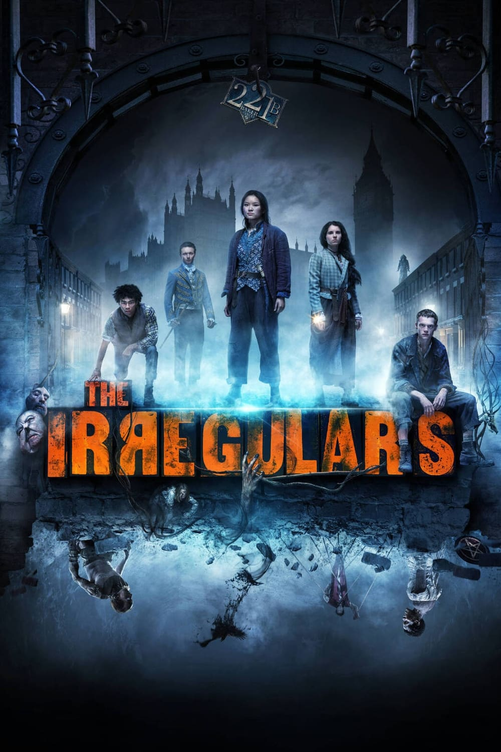 The Irregulars S1 (2021) Subtitle Indonesia