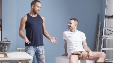 Photo of FuckerMate – Koldo Goran & Logan Moore – Bareback
