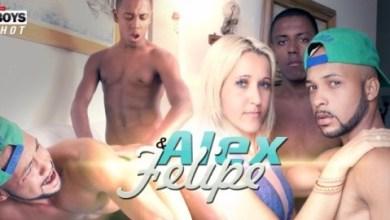 Photo of Hotboys – Felipe e Alex – Meu Vizinho me Fudeu
