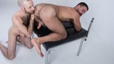 Photo of HairyandRaw – Teddy Torres & Reid Thrasher – Bareback
