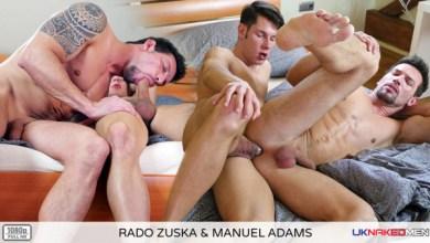 Photo of UKNakedMen – Rado Zuska & Manuel Adams – Meu Padrasto Safado