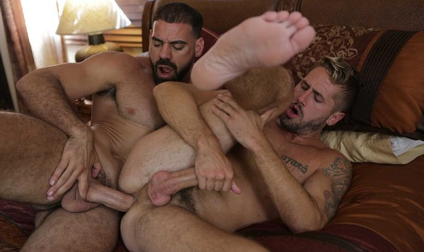 Richard.XXX - I'm a Married Man - Ricky Larkin e Wesley Woods