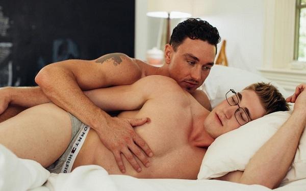 Resultado de imagem para CADE MADDOX & WESS RUSSEL porn