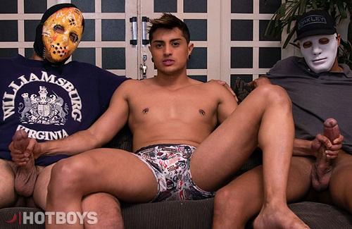 Os Mascarados Pirocudos - Brasileiro Sem Camisinha