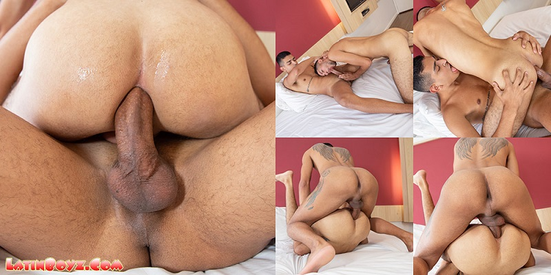 Latinboyz - Latin Bareback Fucking - Norte & Gio