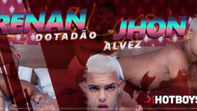 Photo of HotBoys – Renan Dotadao & Jhon Alvez – Bareback