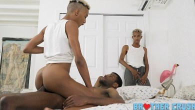 Photo of BrotherCrush – Guard the Door – Eric Ford, Diego, Dante