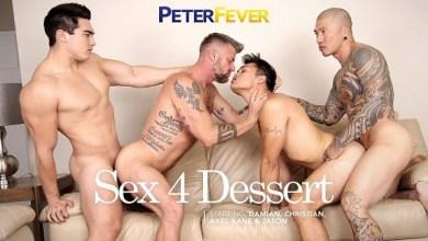 Photo of PeterFever – SEX 4 DESSERT – Damian, Christian, Axel Kane, Jason