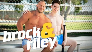 Photo of Brock Fucks Riley – Bareback