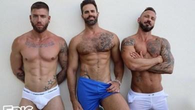 Photo of EricVideos – Antonio Miracle, Dani Robles, Rico Vega – The floor of vice, part 2 – Bareback