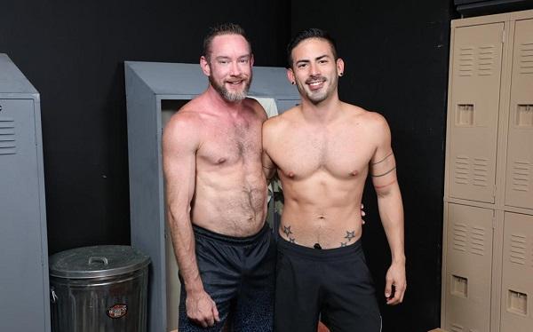 Resultado de imagem para Cesar Rossi & Liam Greer porn