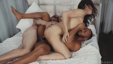 Photo of Victoria Voxxx's Bisexual Threesome – Johnny Hill & Dillon Diaz
