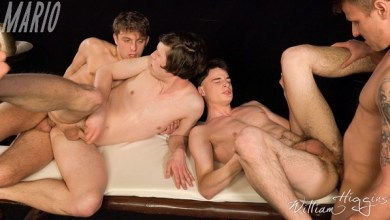 Photo of WilliamHiggins – Wank Party #121, Part 2 RAW – WANK PARTY