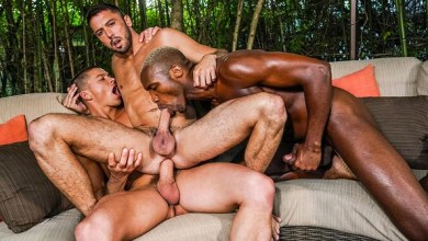 Photo of Fucking Show-Offs – Andre Donovan, Ruslan Angelo, Shane Jackson