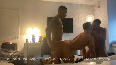 Photo of OF – Brock Banks, Johnny & Ricky Donovan