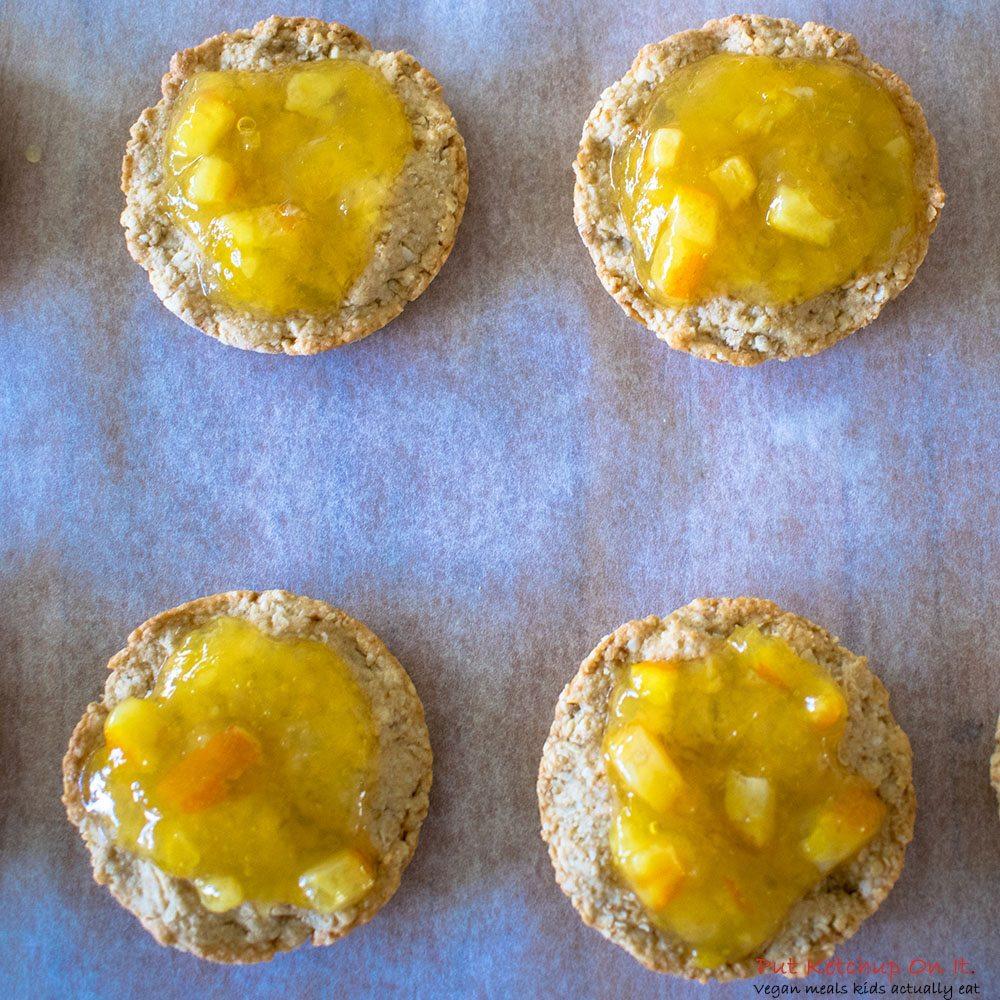 jaffa cookie recipe