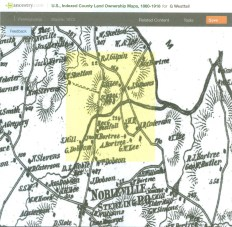 Wayne County Deeds, Source: Ancestry .com