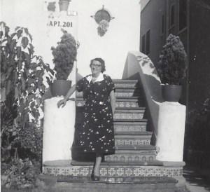 Blanche Berggren circa 1960