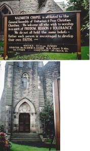 Unitarian Church Padaham, Emgland  2000