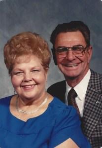 Iris and Walter Dougherty