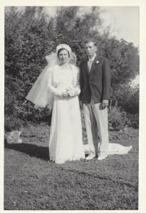 Dorothy Ada Dougherty and Lloyd Fletcher Putnam May 22, 1937