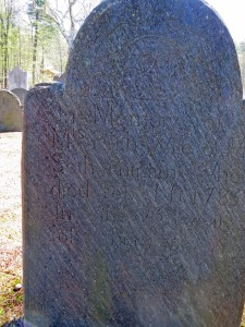 Ruth Whipple Putnam tombstone from findagrave.com added by Pam Emery