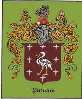 Putnam Coat of Arms