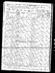 1870 US Census Farmerville Tulare County California