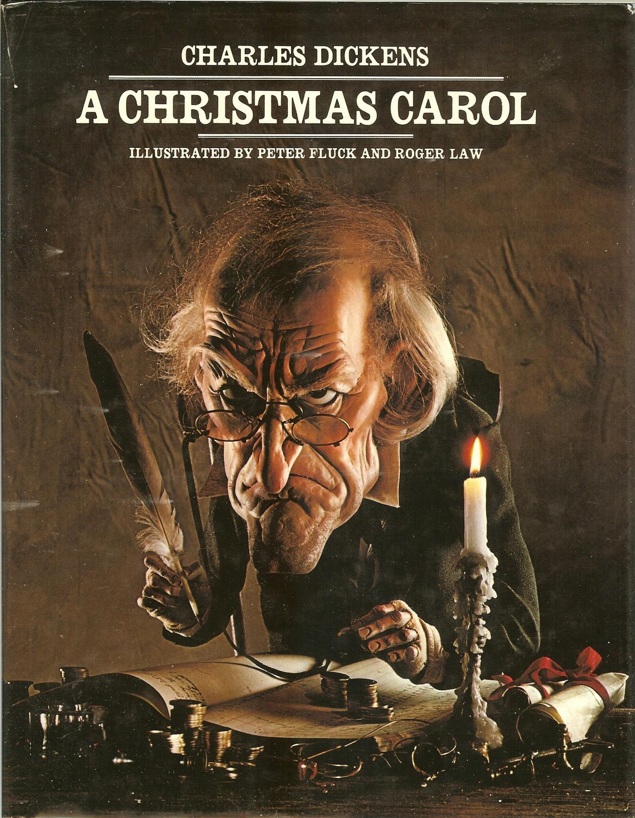A Christmas Carol By Charles Dickens Put On The Armor Of