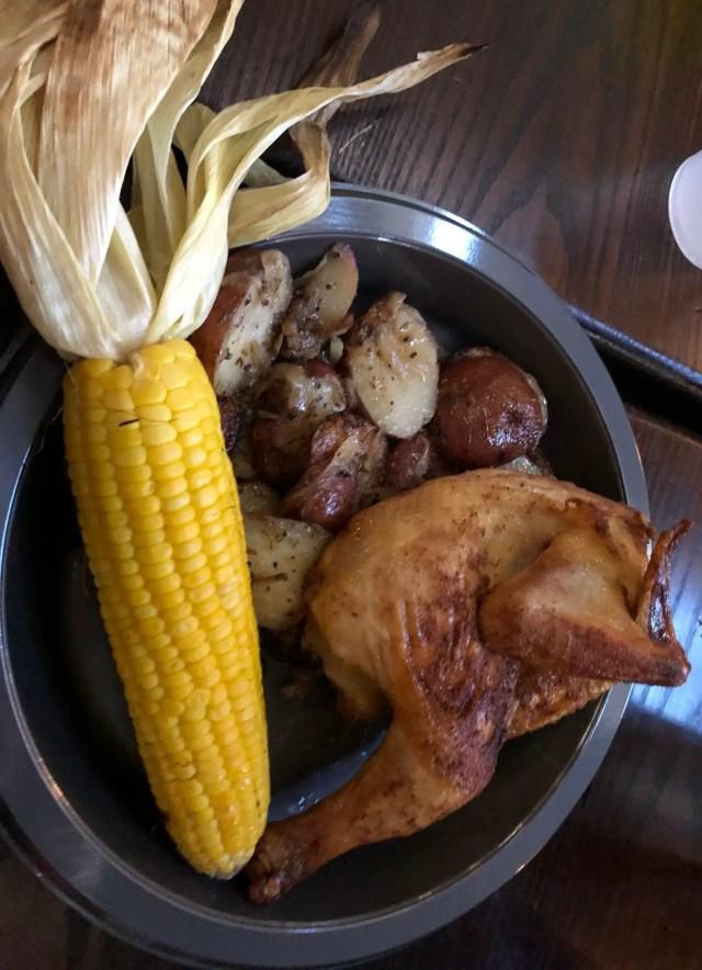 Three Broomsticks Rotisserie Chicken