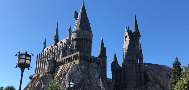Universal Islands of Adventure Attractions Harry Potter and the Forbidden Journey