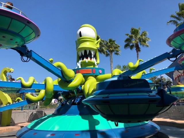 Universal Studios Florida Attractions Twirl Hurl