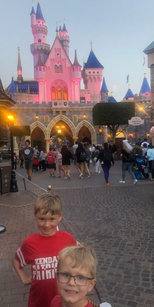 Disneyland Attractions for Toddlers Sleeping Beauty Castle