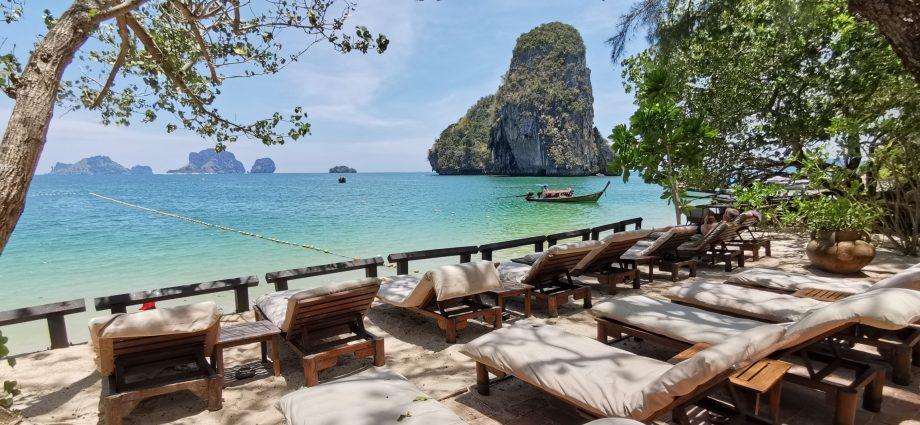 predivna plaža Rayavadee Resorta
