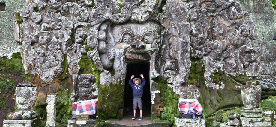 Jedan od hramova na Baliju