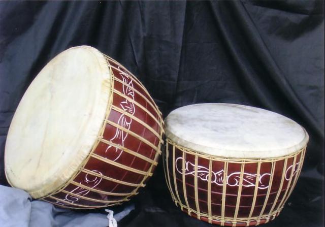 alat musik gendang melayu