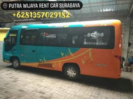 Sewa Elf Long Surabaya Sidoarjo