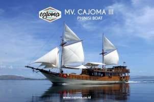 Charter Boat Komodo Labuan Bajo Cajoma III