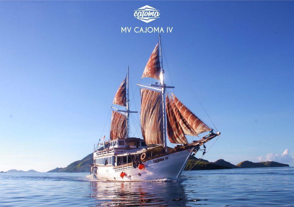 Harga Sewa Kapal Charter Boat Labuan Bajo - Komodo Cajoma IV