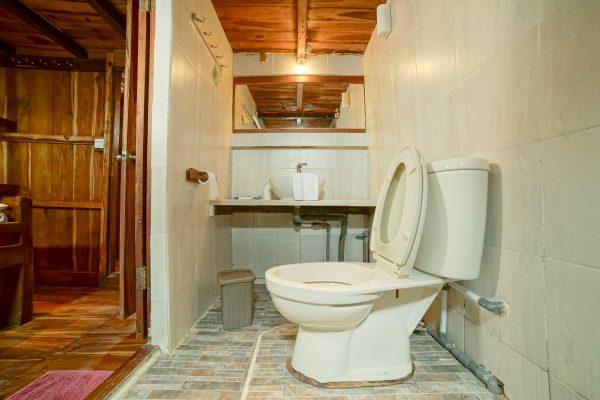 Bathhroom Cabin