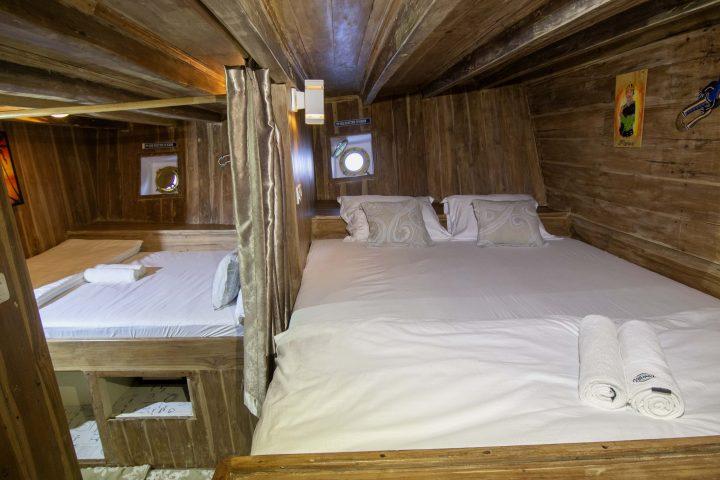 Lower Deck Cabin Cajoma IV